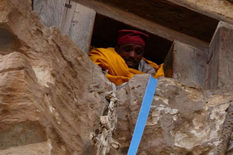 Calugar Etiopian