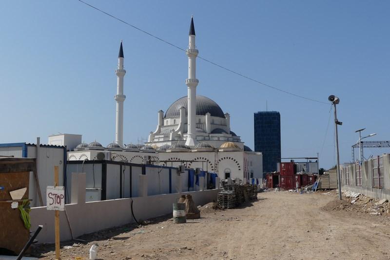Noua moschee din Djibouti