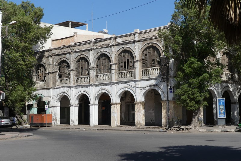 cladirea coloniala