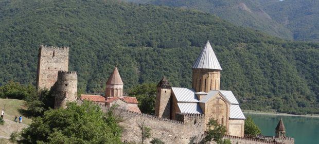 Ananuri Georgia Caucaz