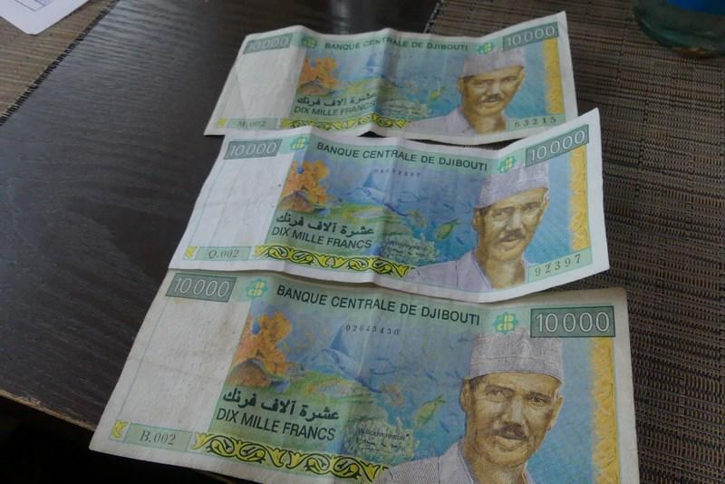Franc Djibouti