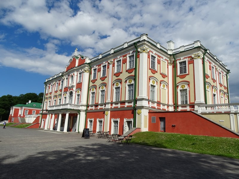 Palatul Kadriorg Talinn