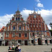 Riga Letonia Tarile Baltice