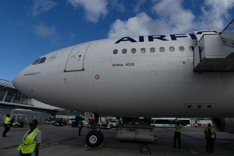 Air France St. Martin