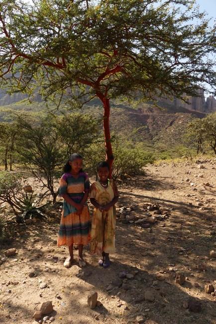 Copii Etiopieni