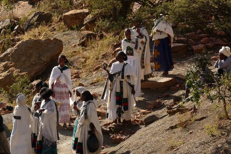 Pelerinaj Etiopia
