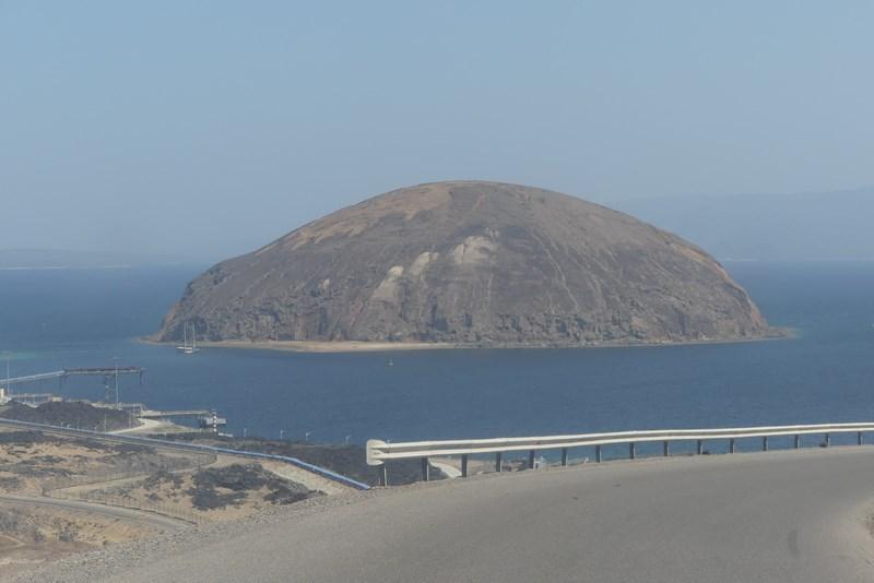 Marea in Djibouti