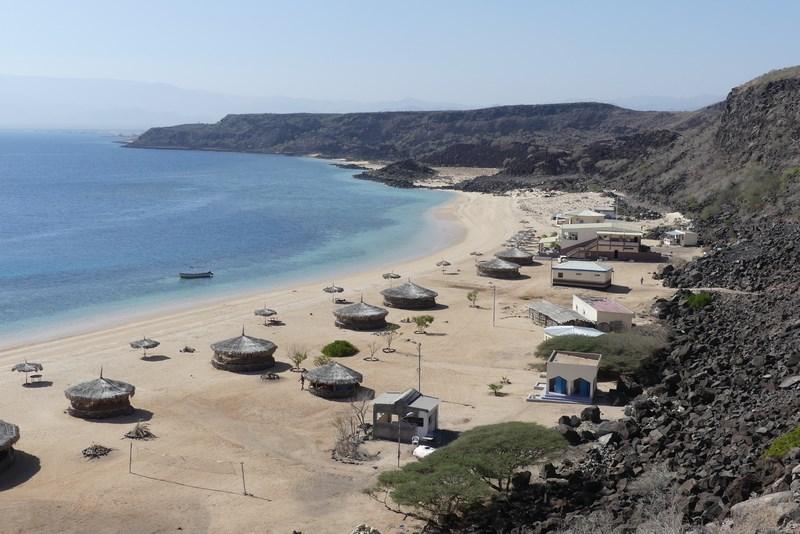 Plaja Djibouti
