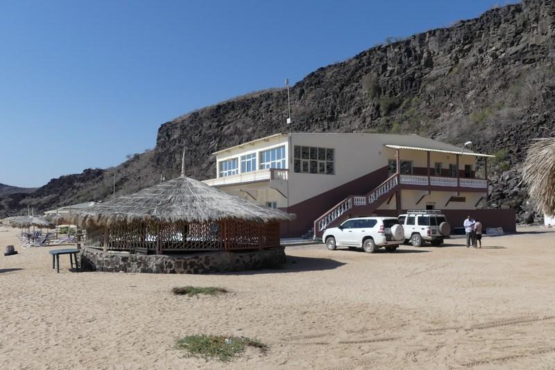 Les Sables Blancs Djibouti