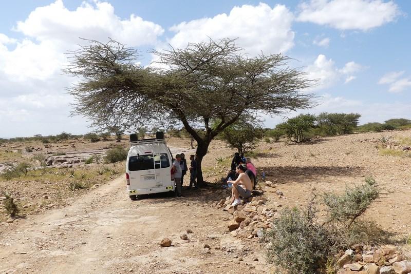 Microbuz Etiopia