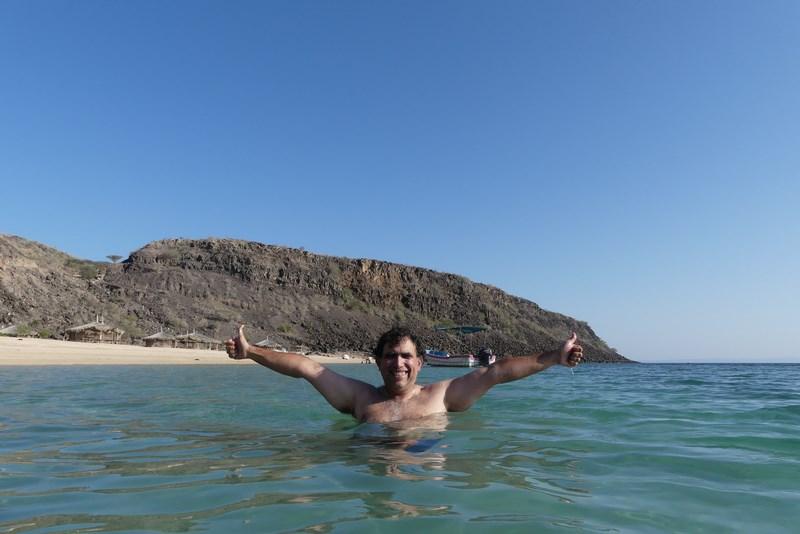 Baie in Djibouti