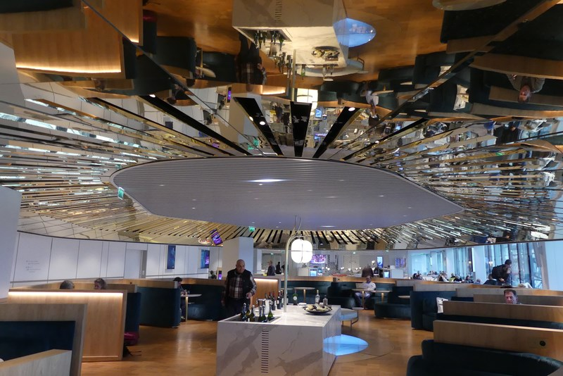 Business lounge Paris CDG