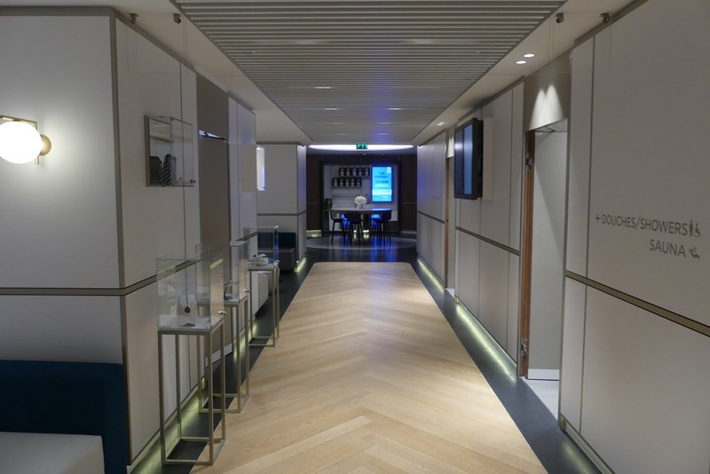 Business lounge Air France
