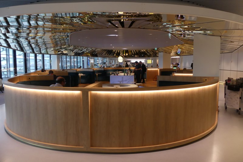 Business lounge Air France Paris CDG