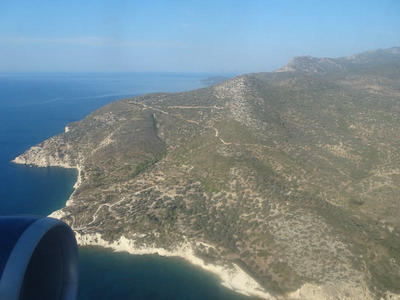 Aterizare in Samos