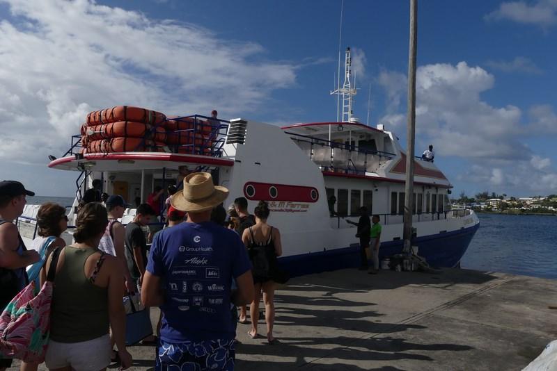 Ferry St. Kitts Nevis