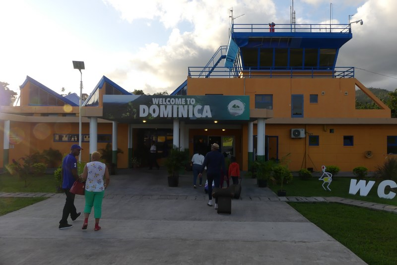 Aeroport Dominica