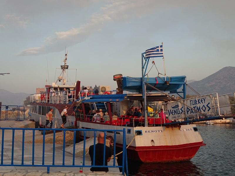 Ferry Samos Kusadasi
