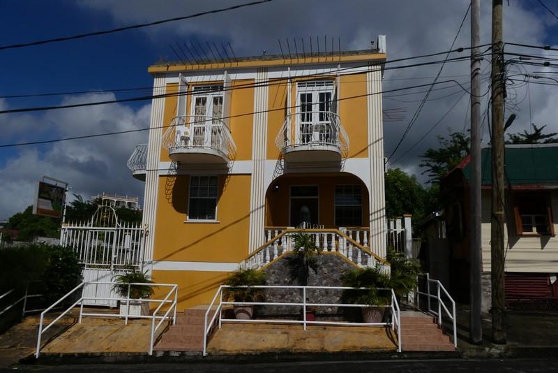 St James Guesthouse Roseau