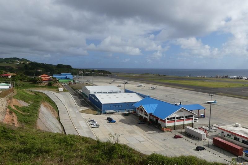 Argyla Airport St. Vincent
