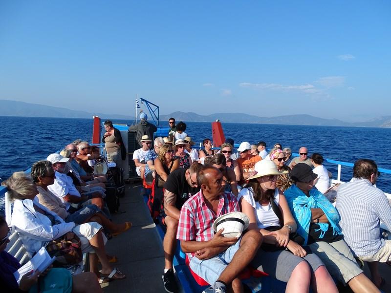 Ferry spre Turcia
