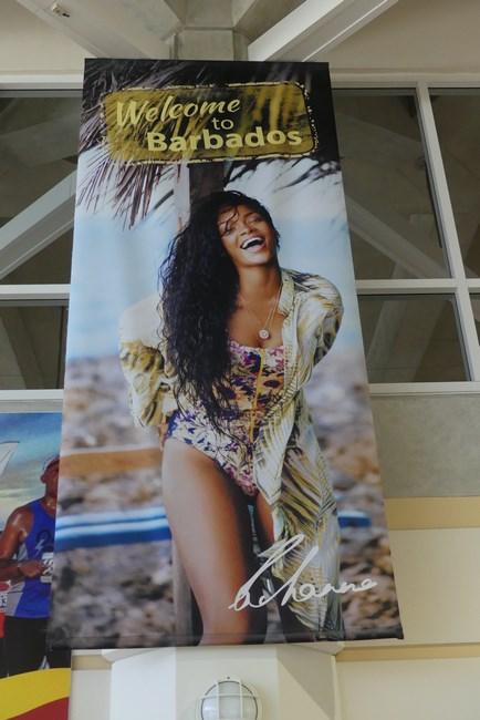Rihanna Barbados
