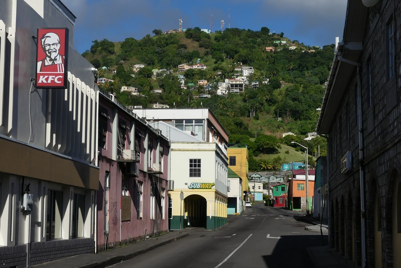 Kingstown St. Vincent