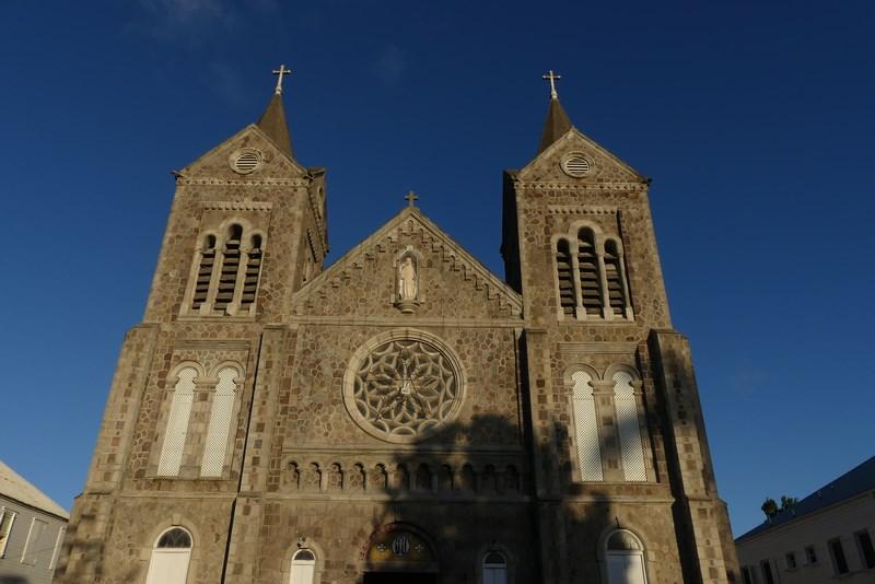 Biserica catolica St. Kitts