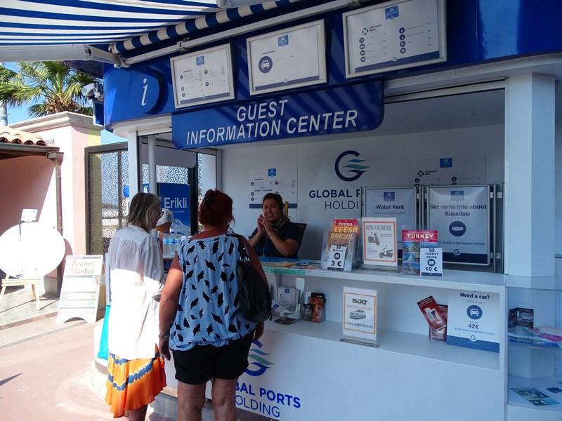 Birou informatii turistice