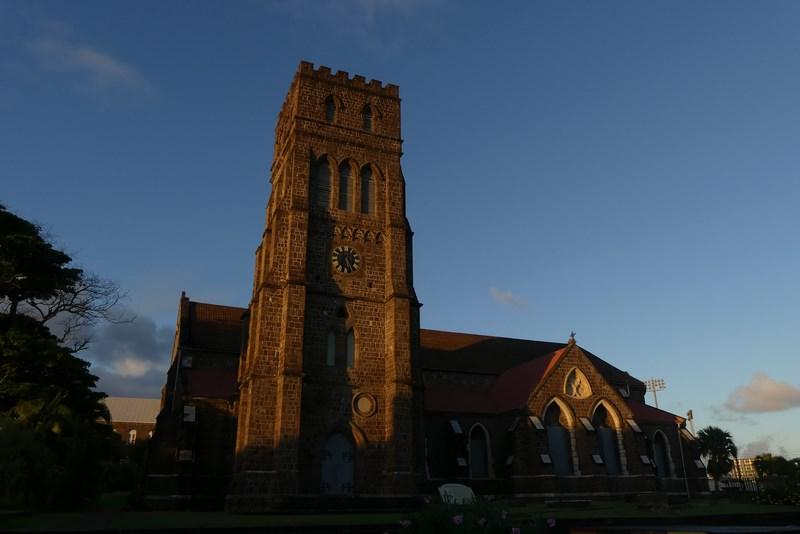 Biserica anglicana St. Kitts