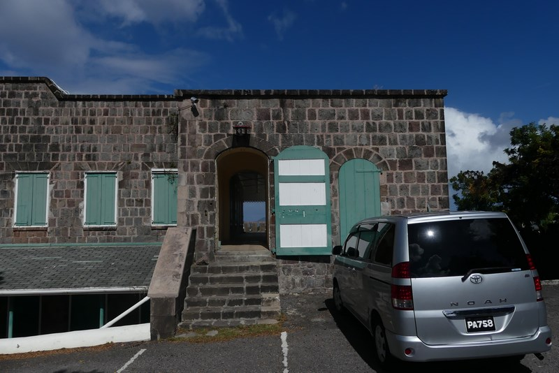 Cel mai vechi hotel din Nevis