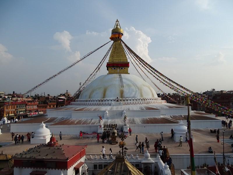 . Boudhanath Kathmandu