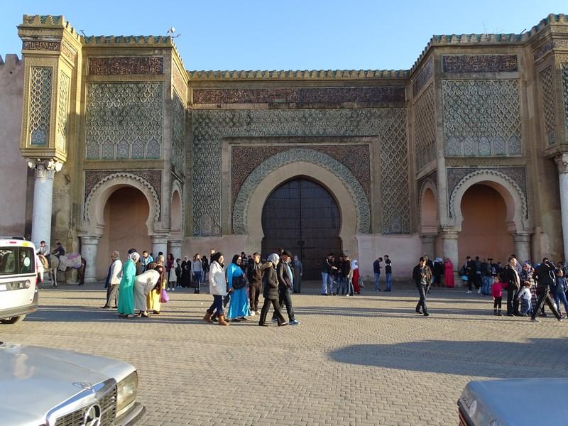Poarta Meknes
