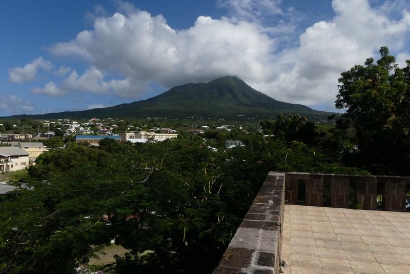 . Nevis peak