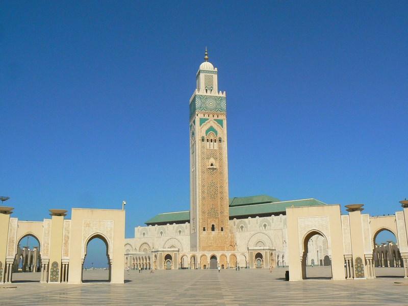 Moschee Casablanca