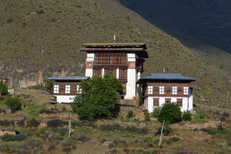 Cladire Bhutan