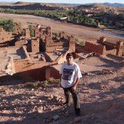 Ait Benhaddou Maroc
