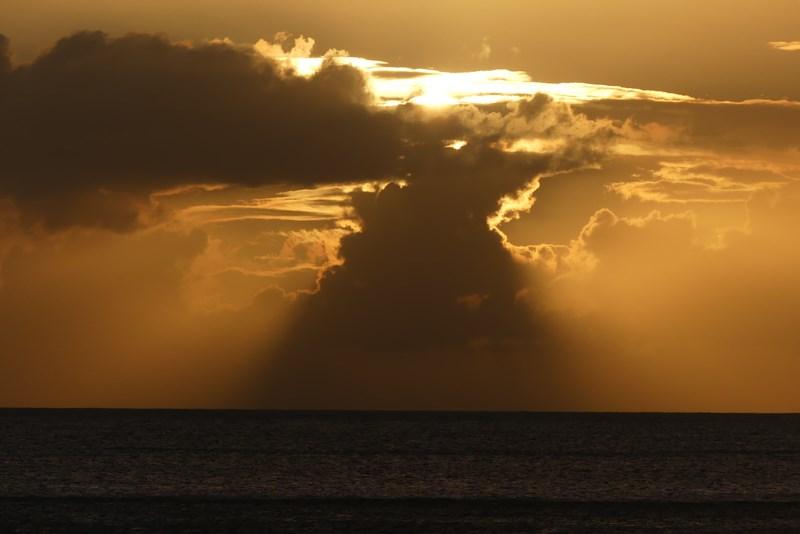 Apus soare Dominica
