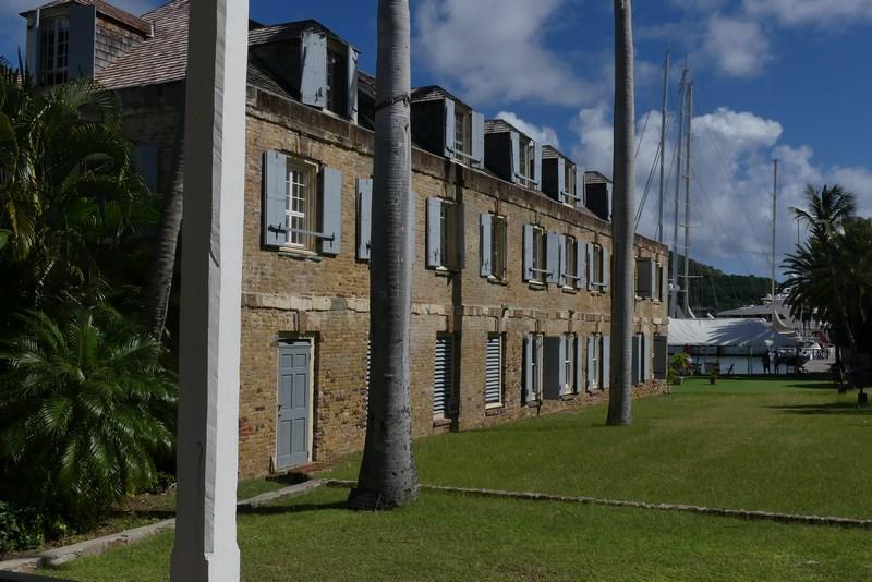 Nelson Dockyard Antigua