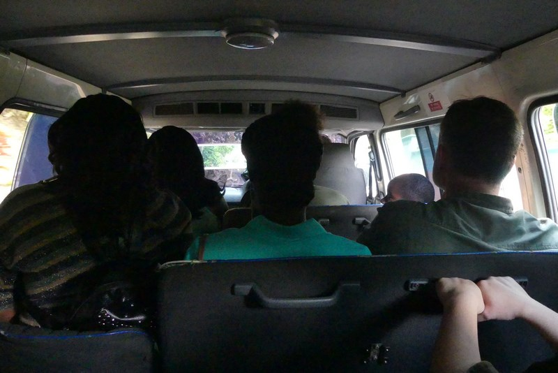 Microbuz public Dominica