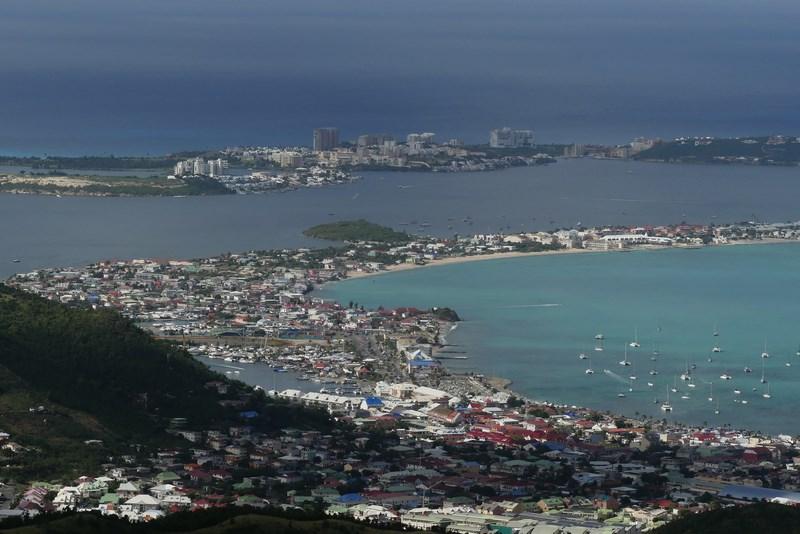 Zona turistica St. Maarten