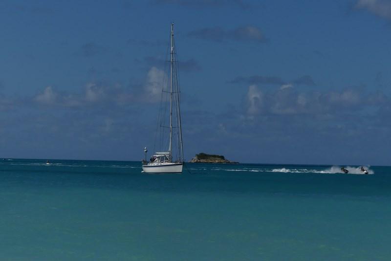 Antigua Caraibe