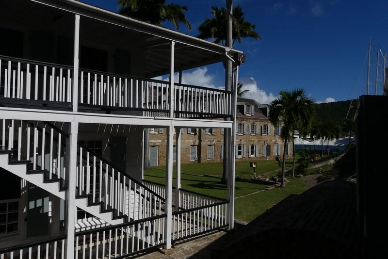 Cladiri coloniale Antigua