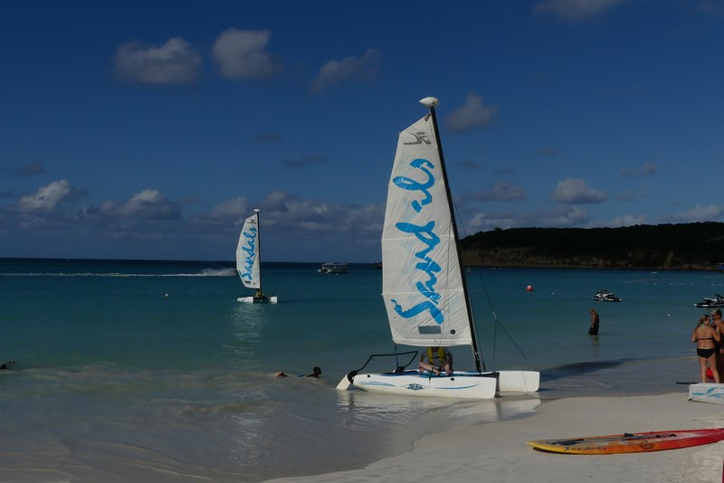 Sail in Antigua