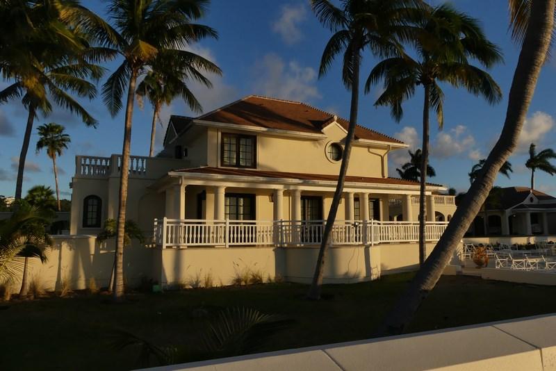 Vila lui Trump St. Maarten