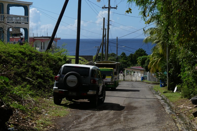 Drum St. Kitts