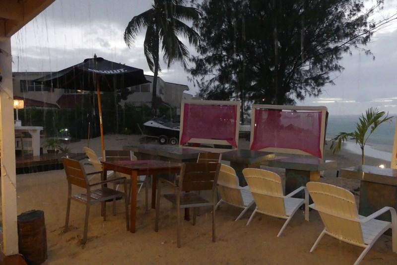 Ploaie Caraibe