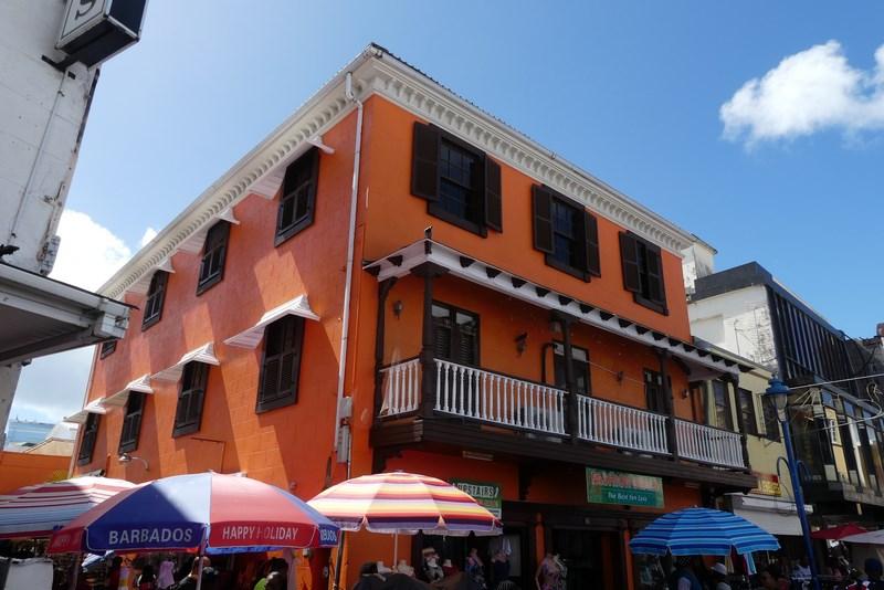 Strada comerciala Bridgetown