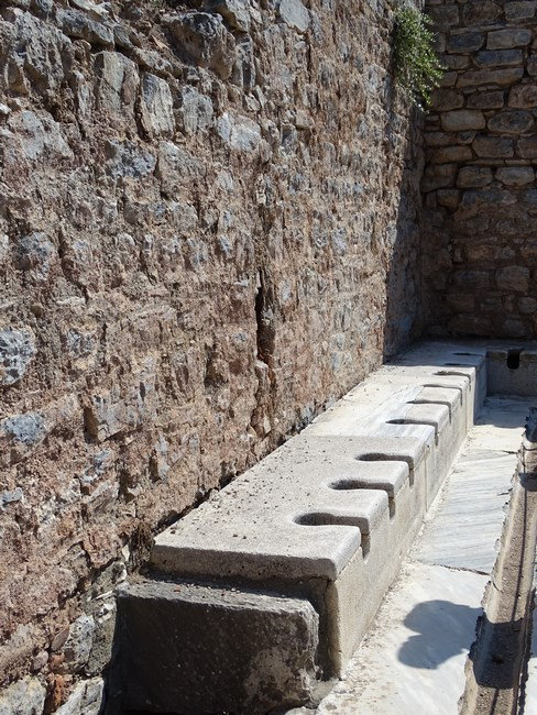 Toalete publice Efes