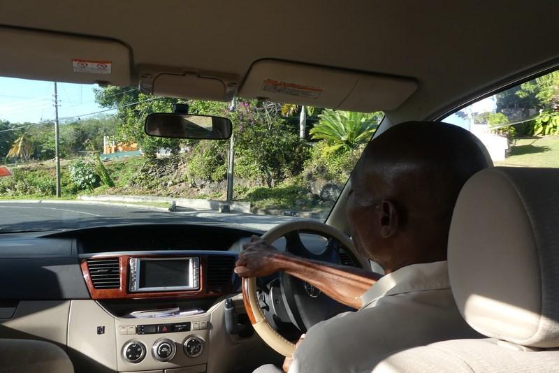 Taxi Nevis